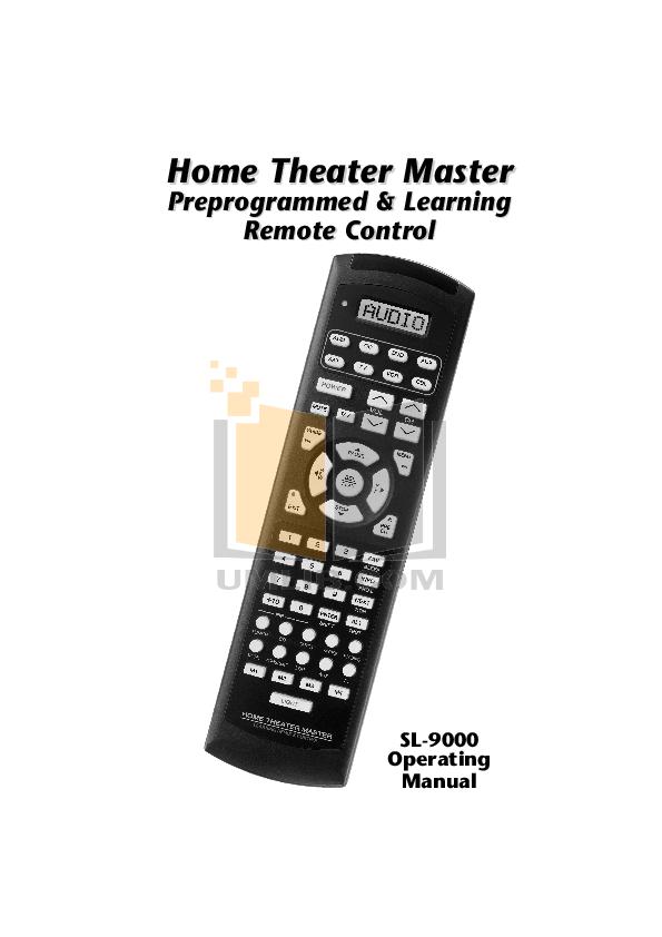 pdf for Daewoo DVD Players DVD9000N manual