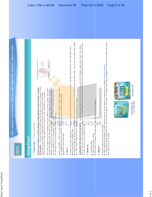 Edgestar Other CW2200 Washers-Dryers-Combo pdf page preview