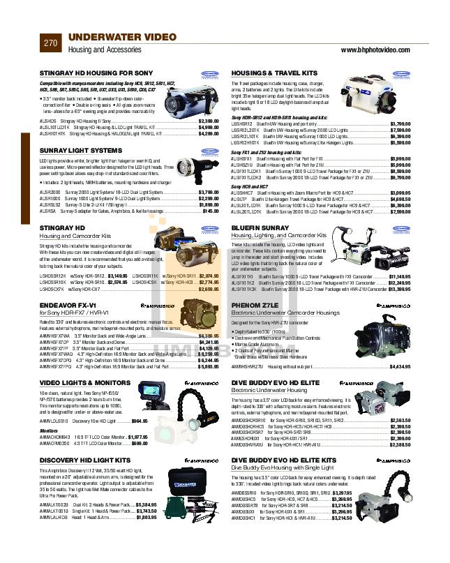 pdf for Focus Storage Firestore FS-100 manual