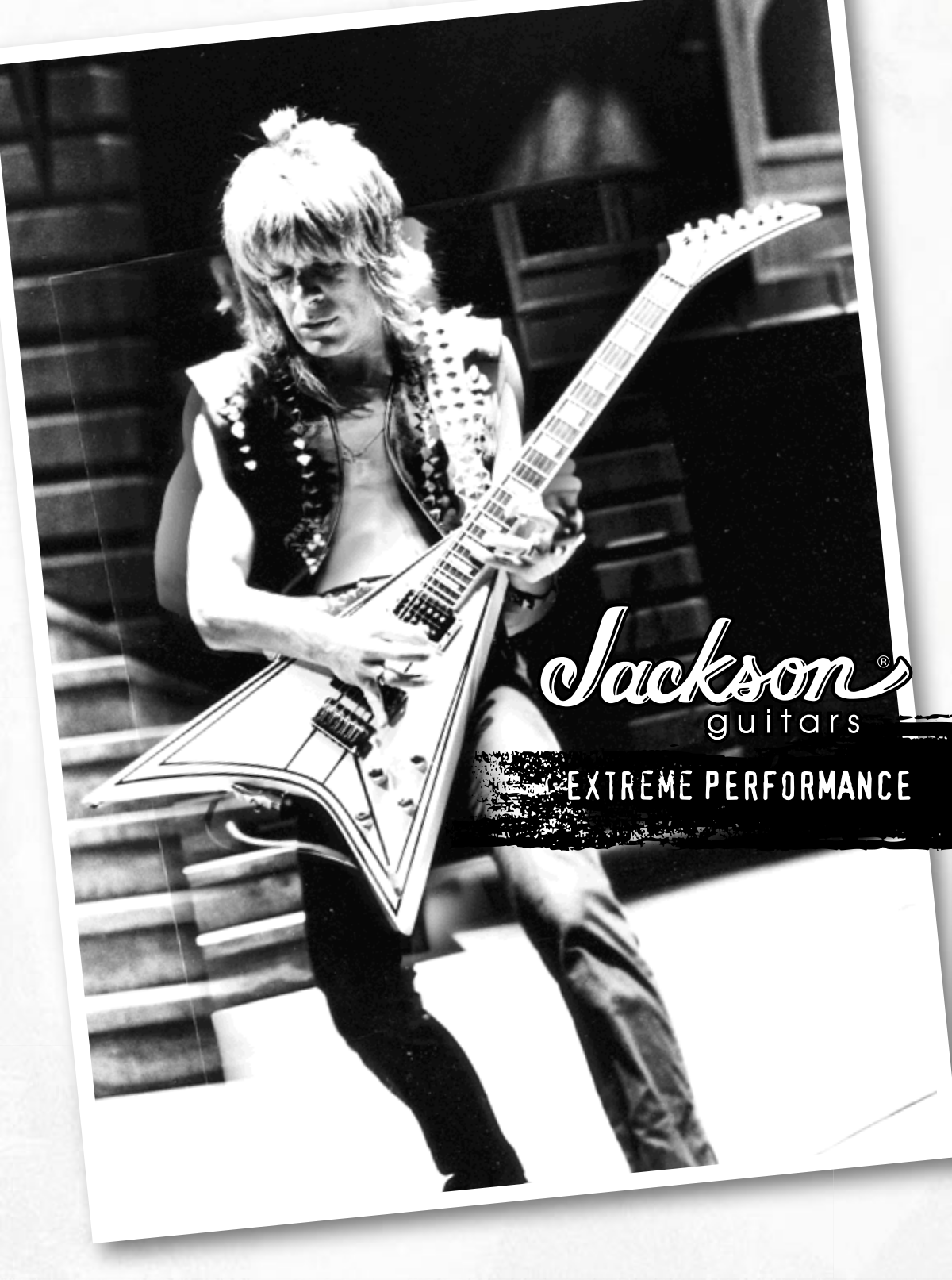 pdf for Jackson Guitar WRMG Warrior manual