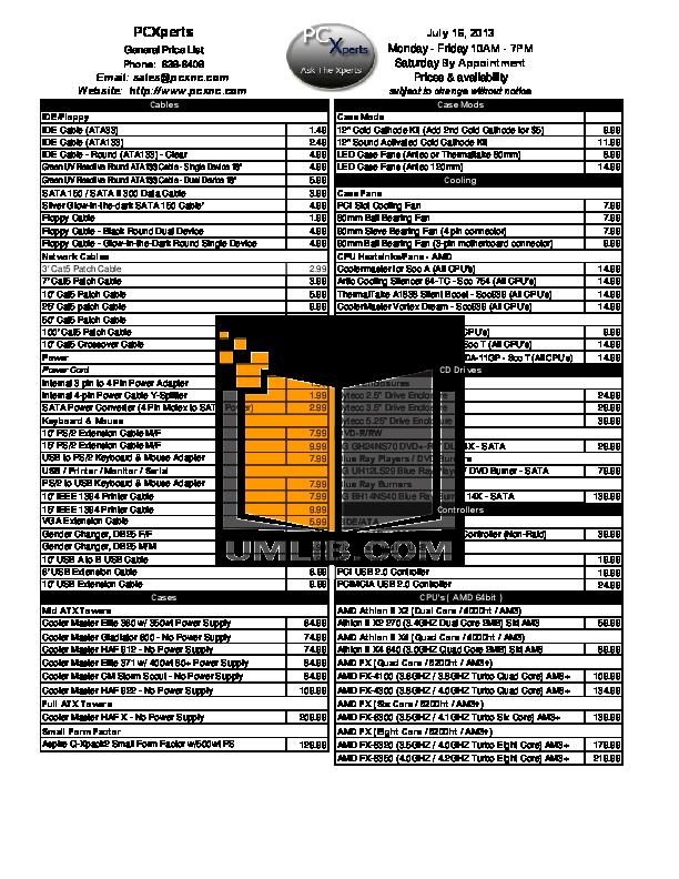 pdf for Acer Monitor H274HL manual
