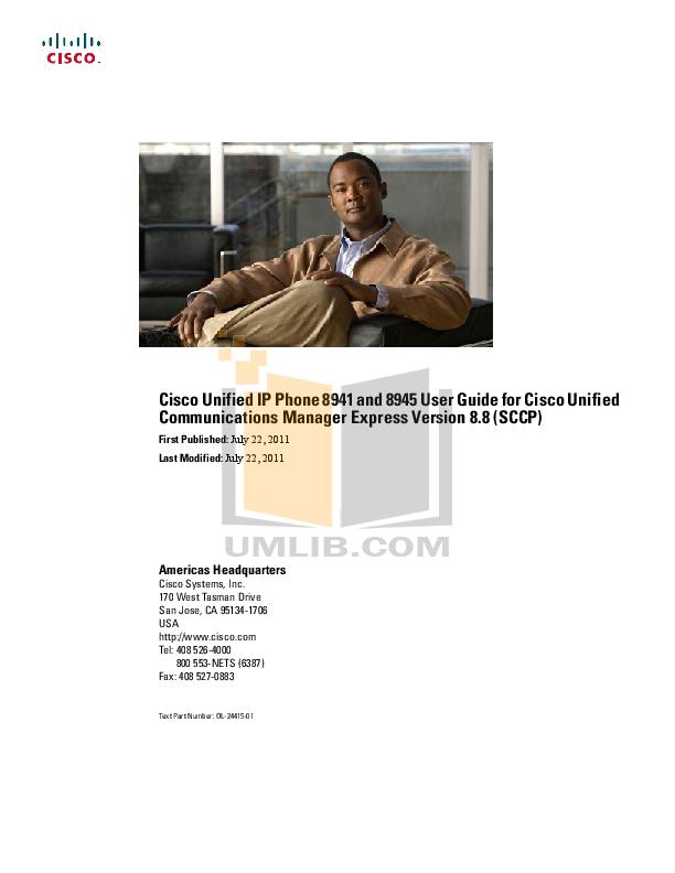 Cisco Manual Pdf