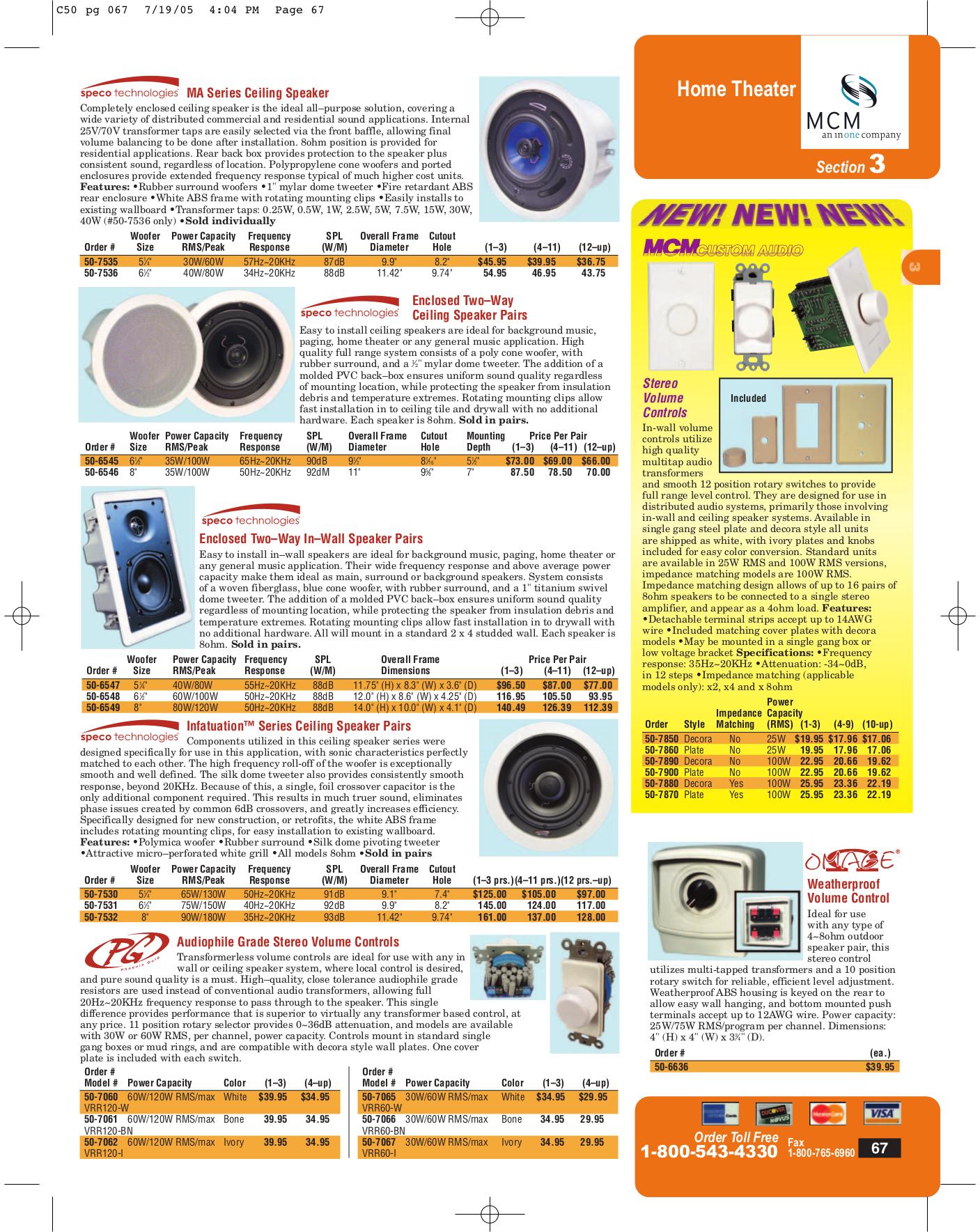 JVC Speaker System TD-W354BKEN pdf page preview