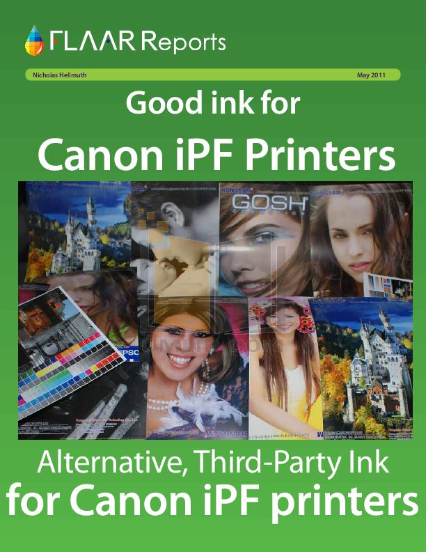 pdf for Canon Printer imagePROGRAF iPF8100 manual