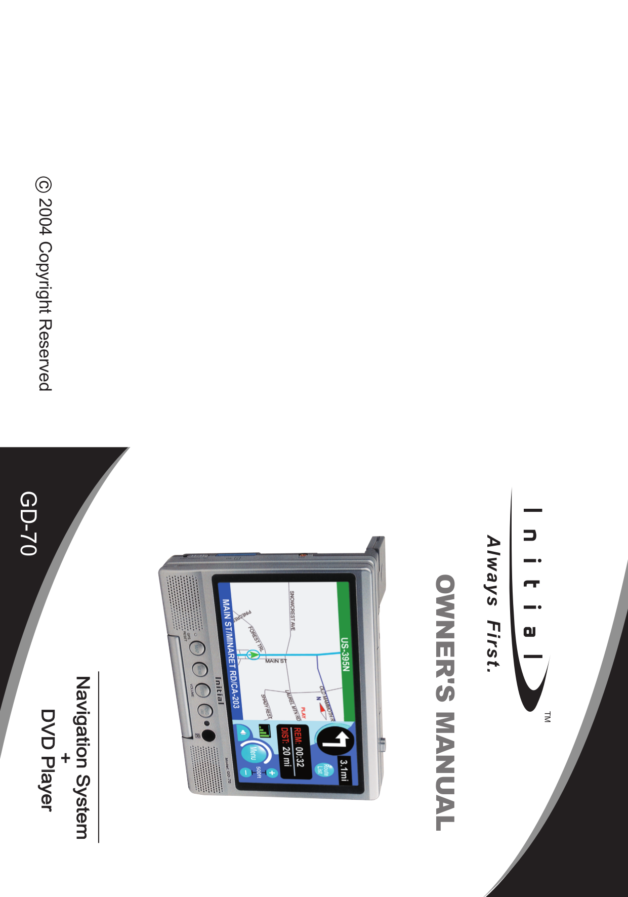 pdf for Intellinav GPS Intellinav 1 manual