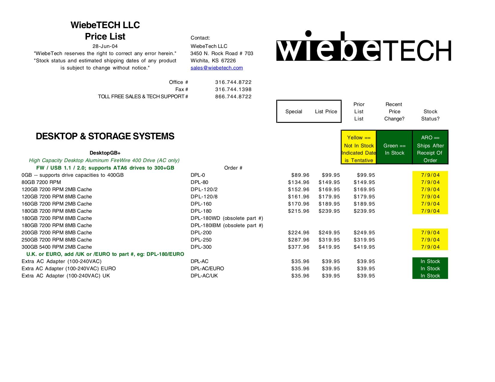 pdf for Wiebetech Storage G5J manual