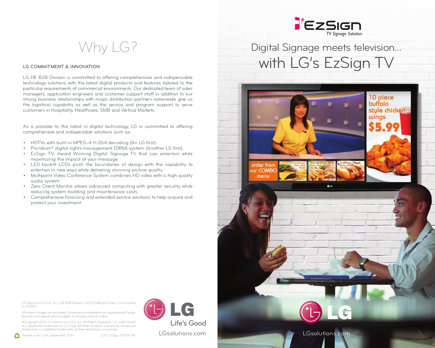 pdf for LG Plasma TV 37LD452B manual