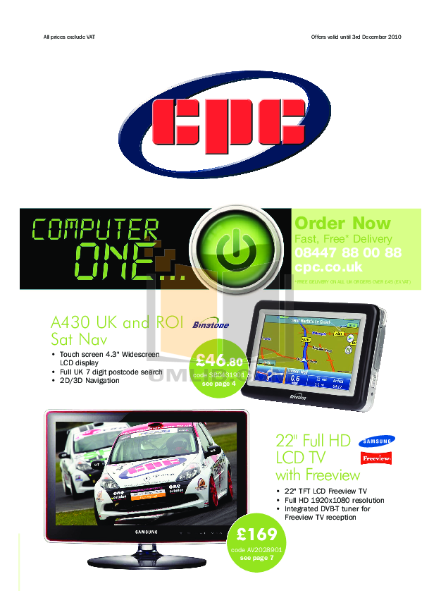 pdf for Archos Other Slim CDRW CD writer manual