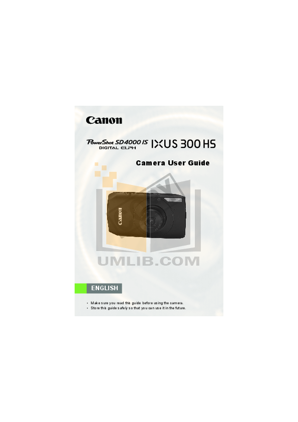 pdf for Canon Printer SELPHY CP400 manual