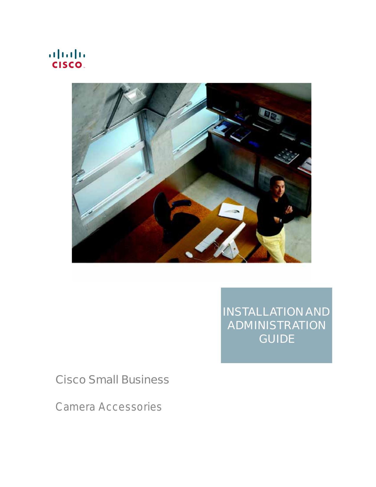 pdf for Linksys Security Camera PVC2300 manual