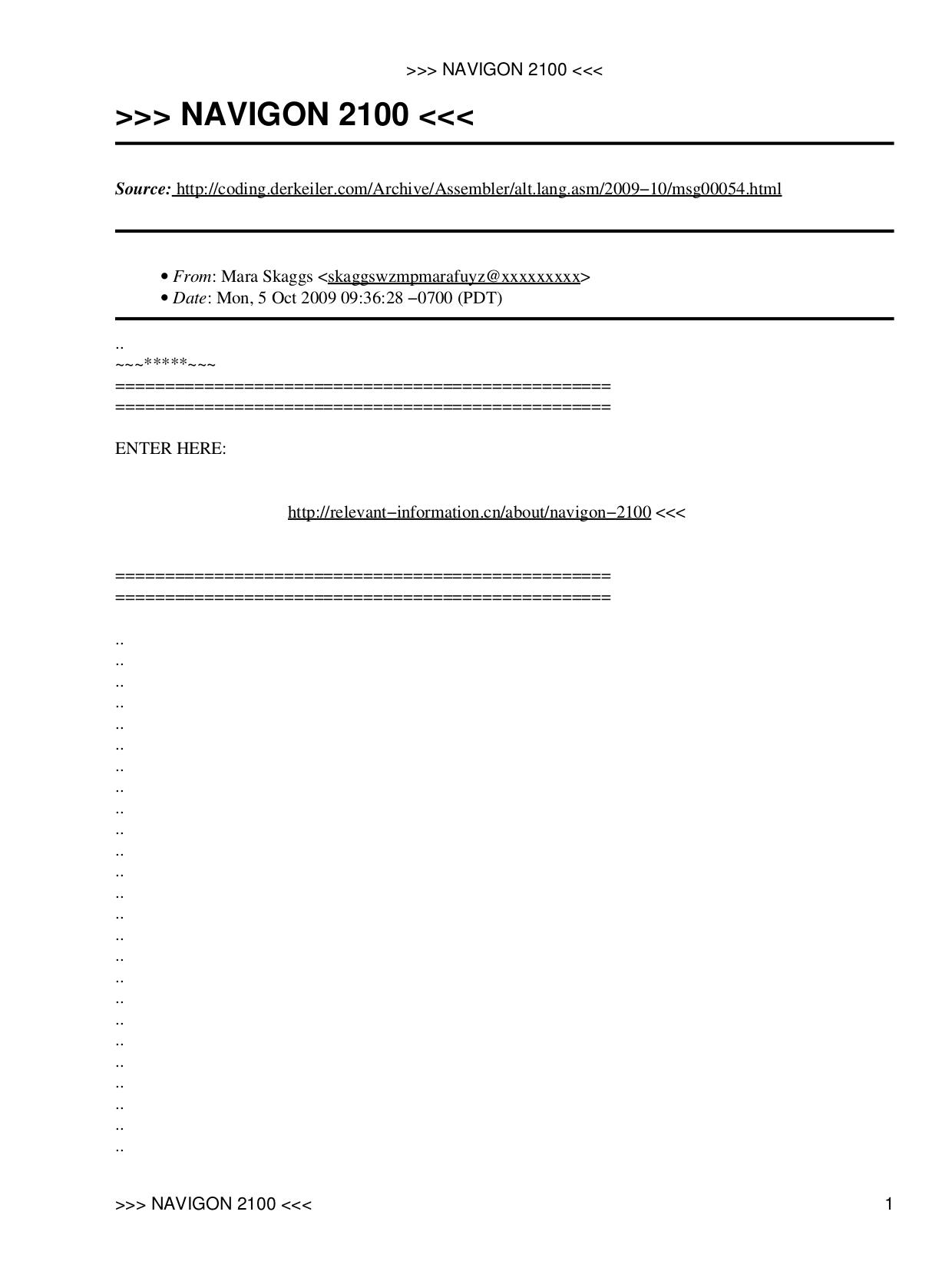 pdf for Navigon GPS 2120 max manual