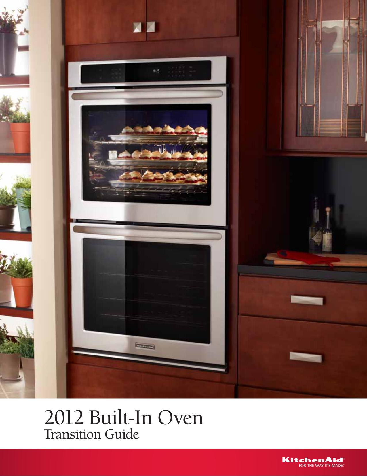 Pdf For Kitchenaid Oven Architect Series Ii Kebc247v Manual