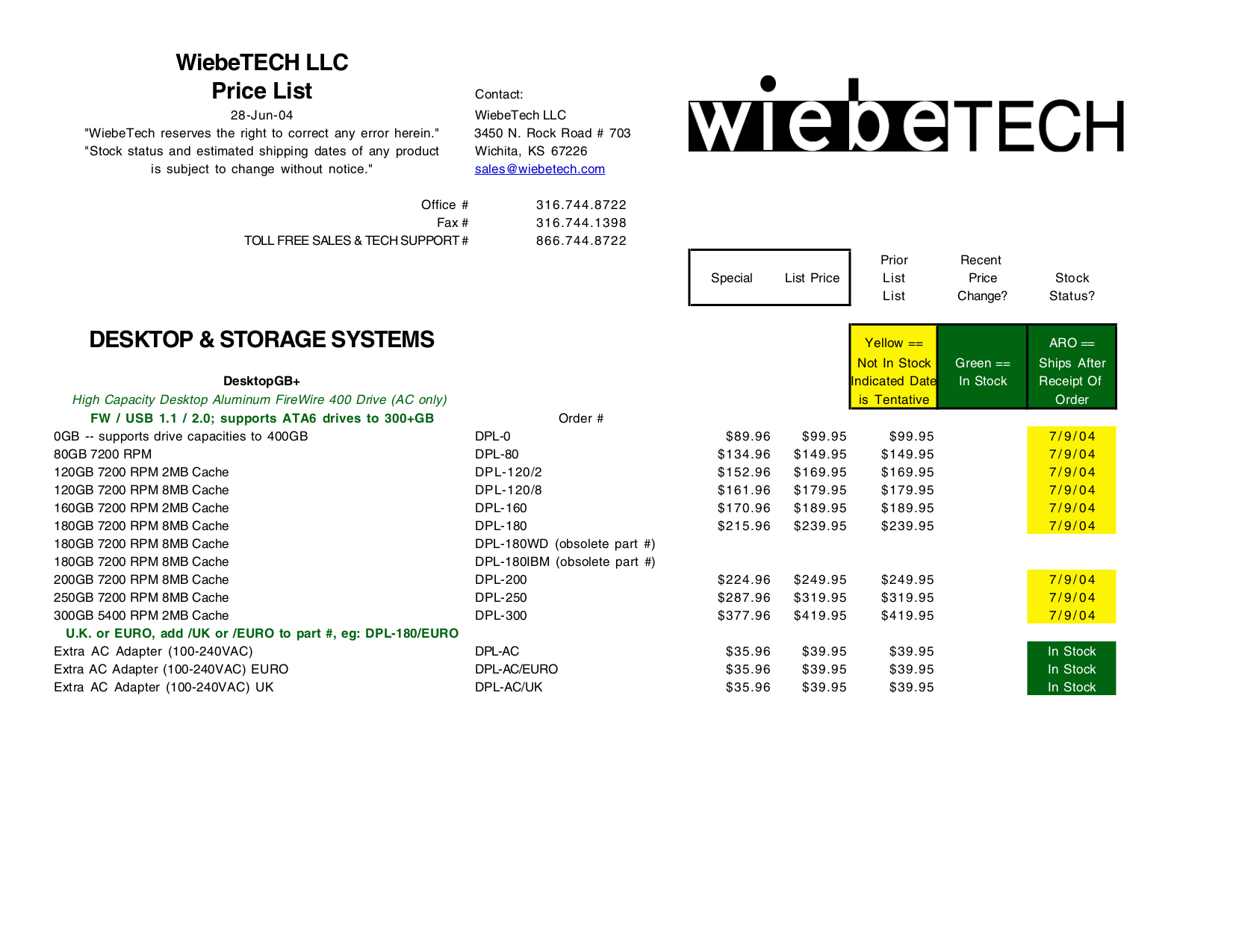 pdf for Wiebetech Storage MG8 manual