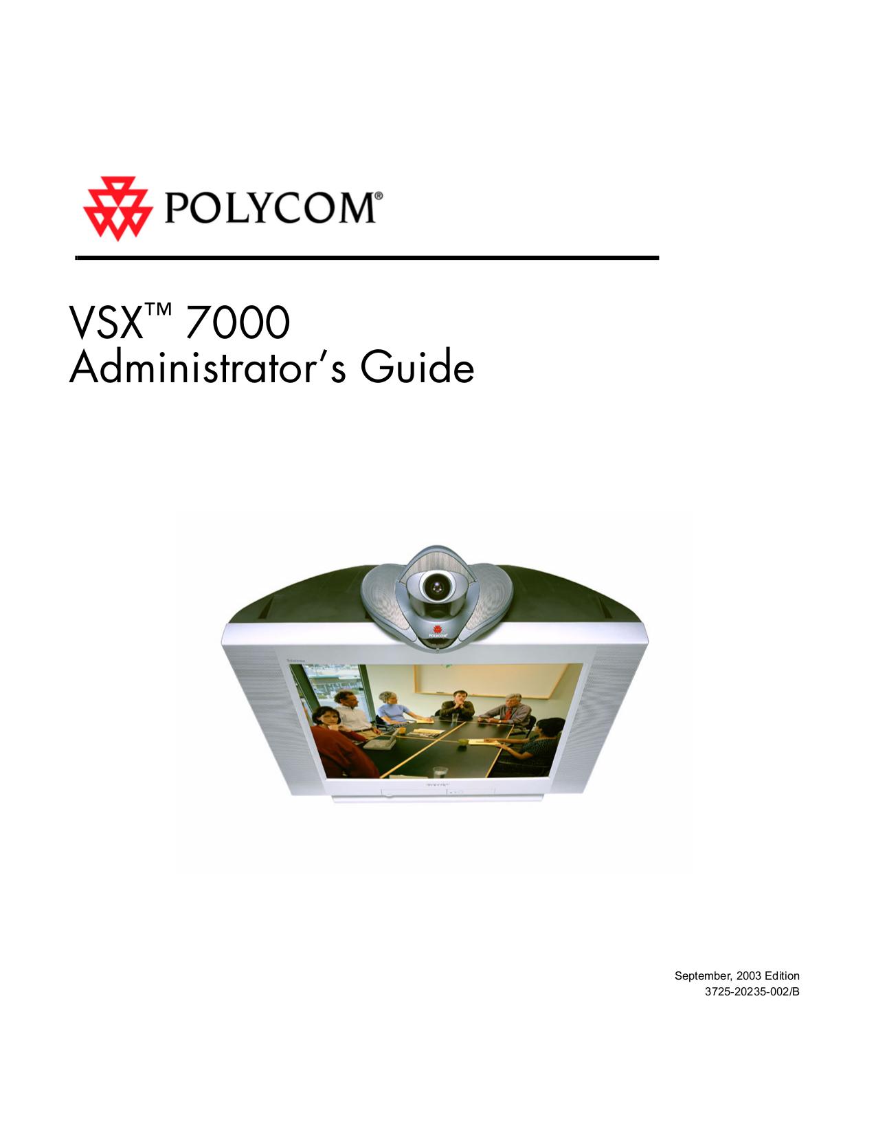 Cisco Vcs manual