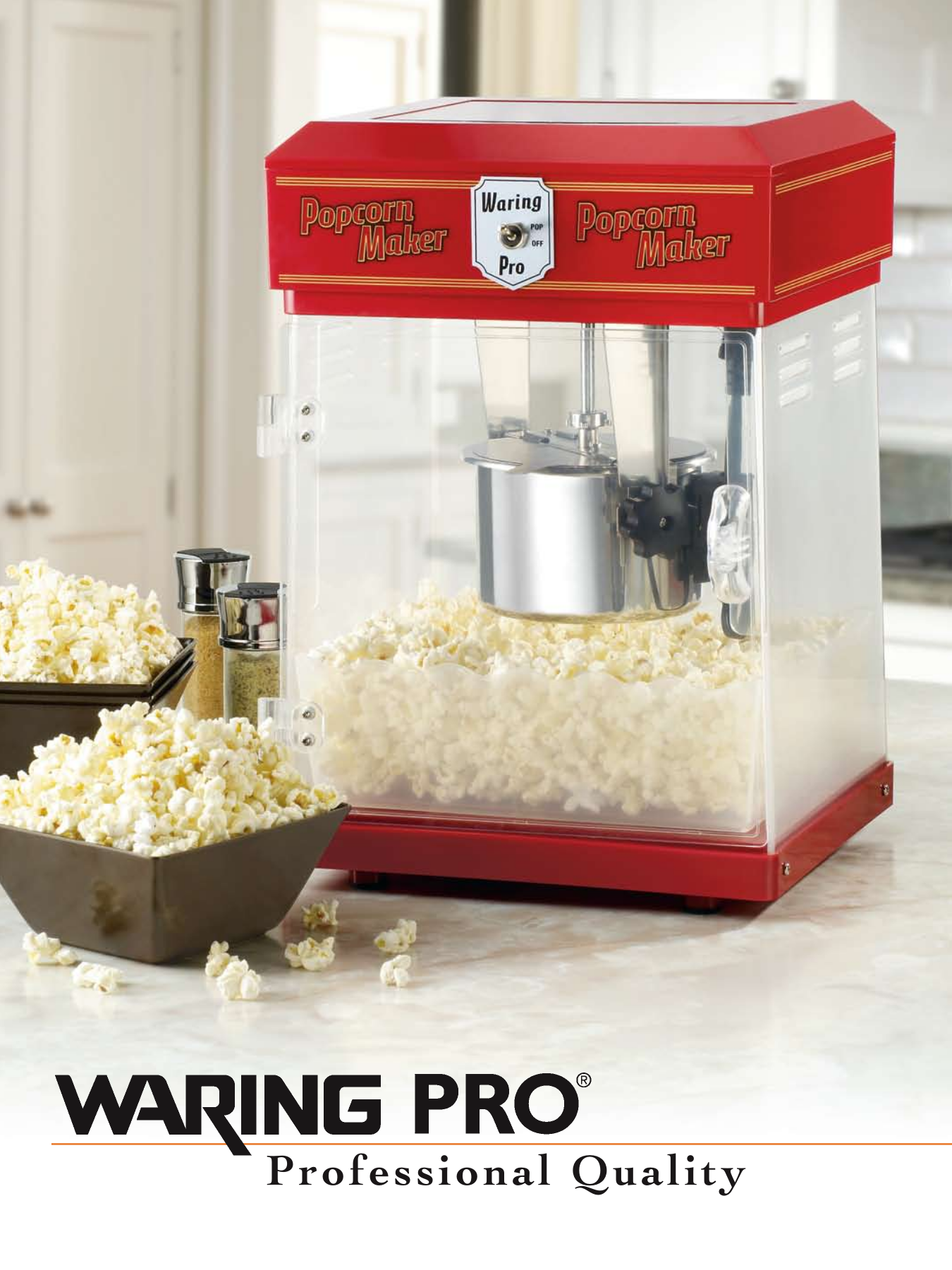 pdf for Waring Oven RO18B manual