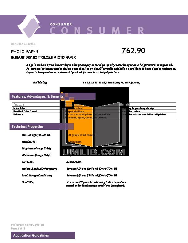pdf for Canon Printer BJC-S750 manual