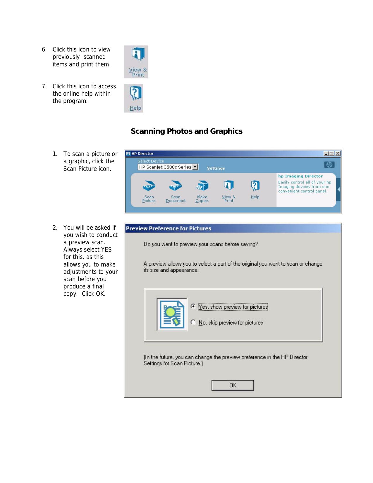 Hp Scanjet 3570c manual