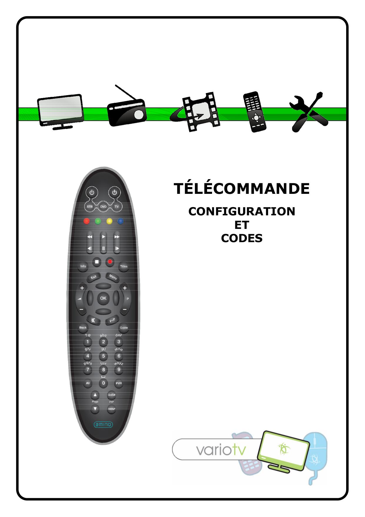 Lenoxx TV TV-502 pdf page preview