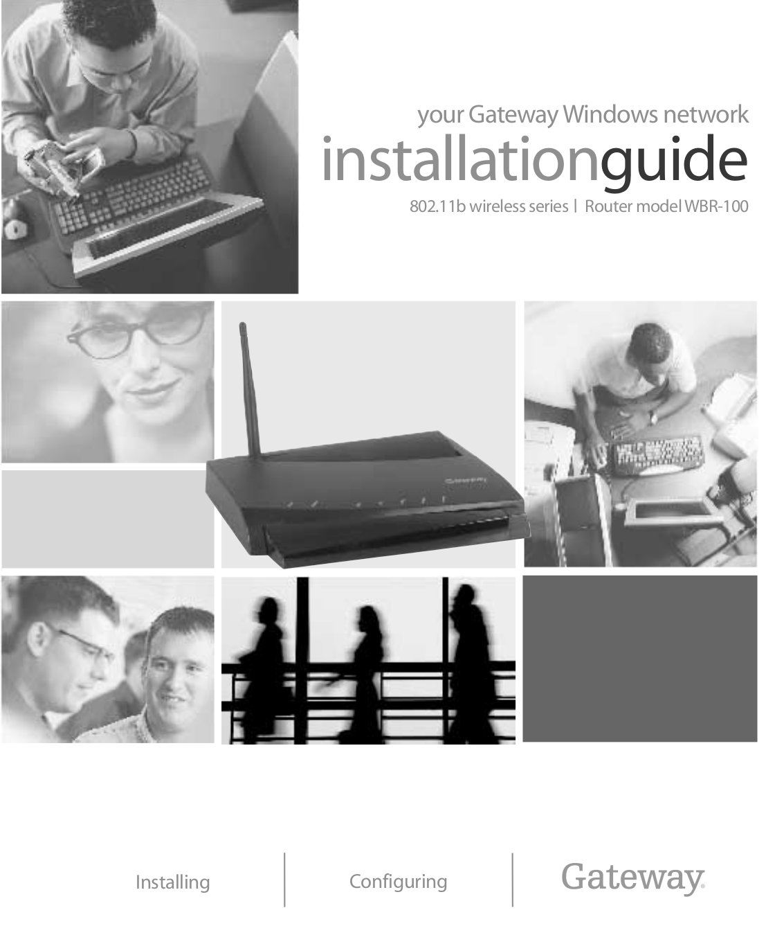 pdf for LevelOne Wireless Router WBR-3800 manual