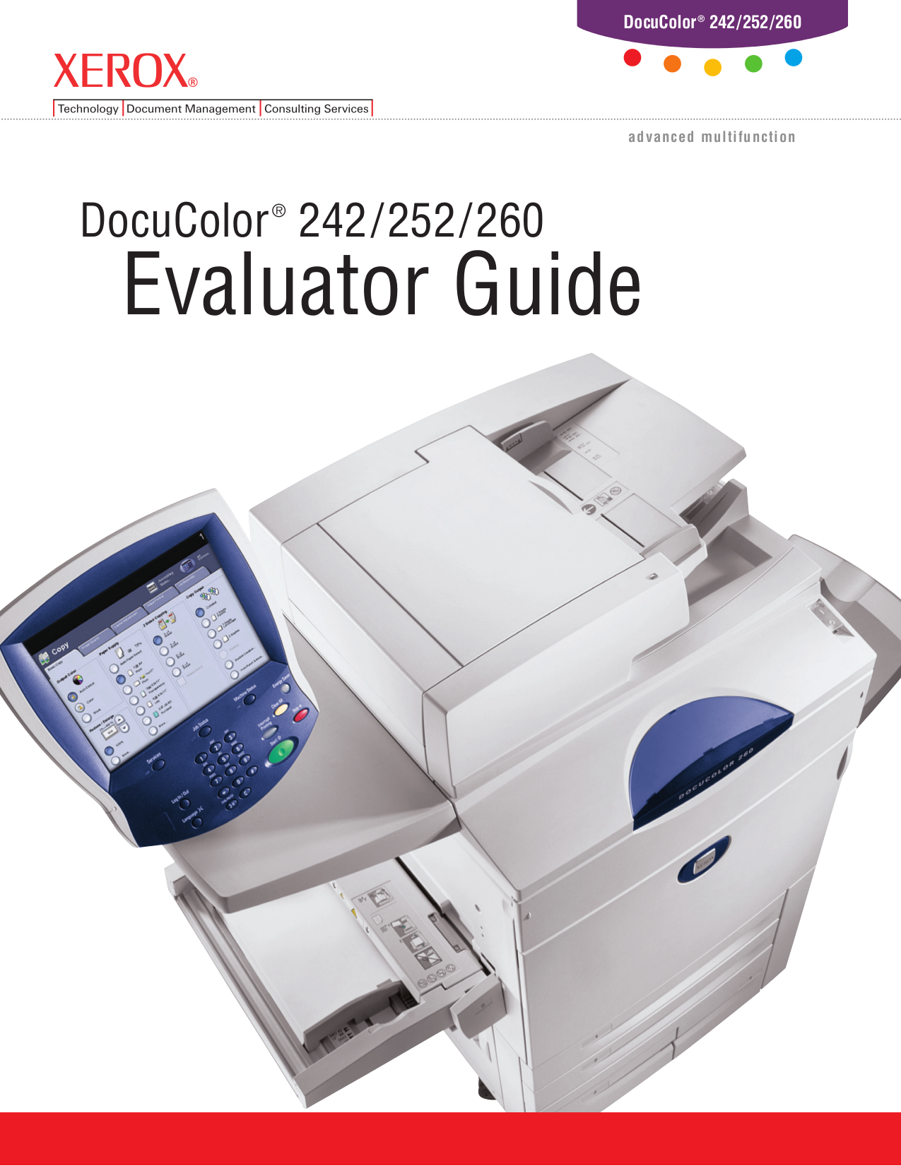 pdf for Xerox Other CSX 2000 Servers manual