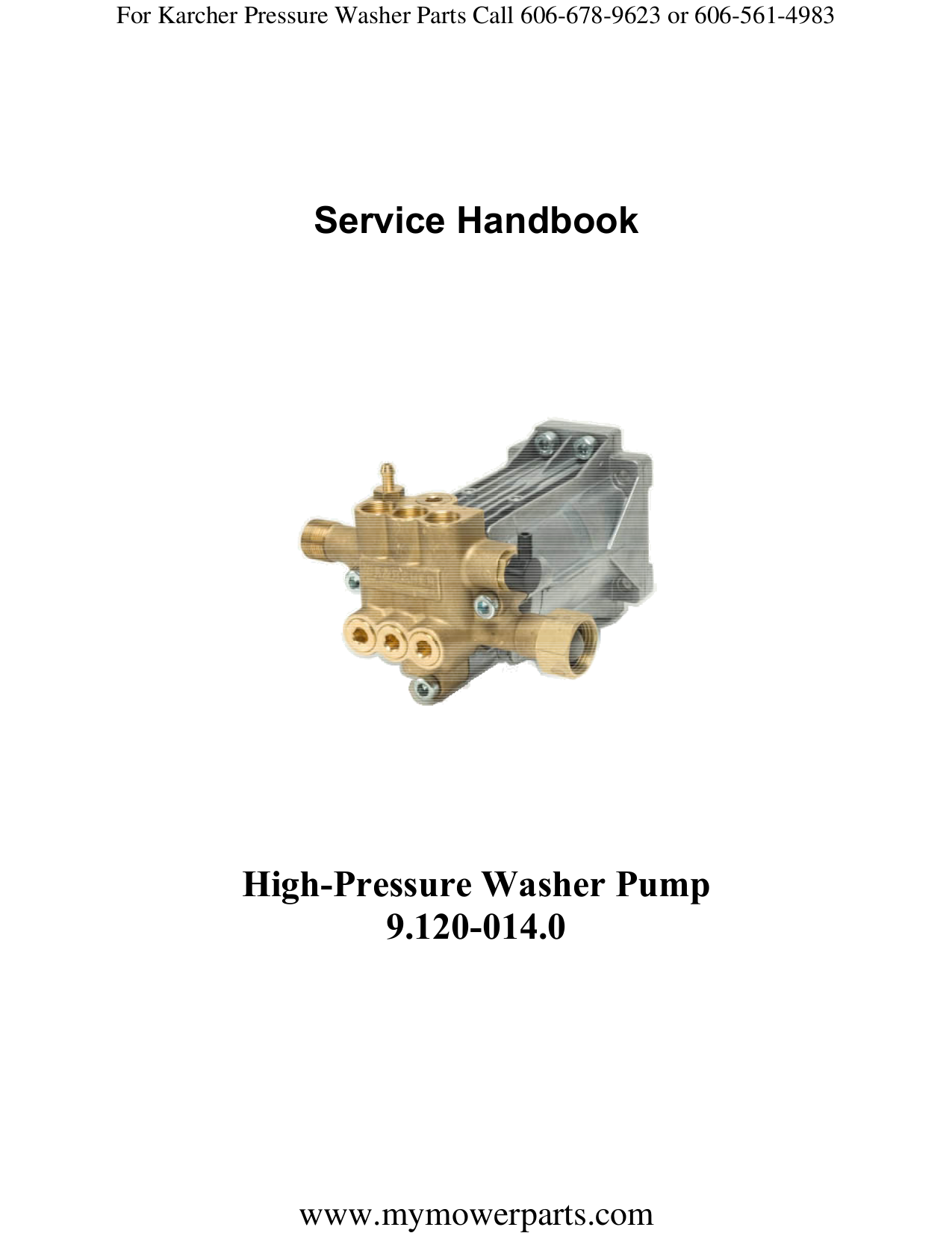 G E Washer Repair manual