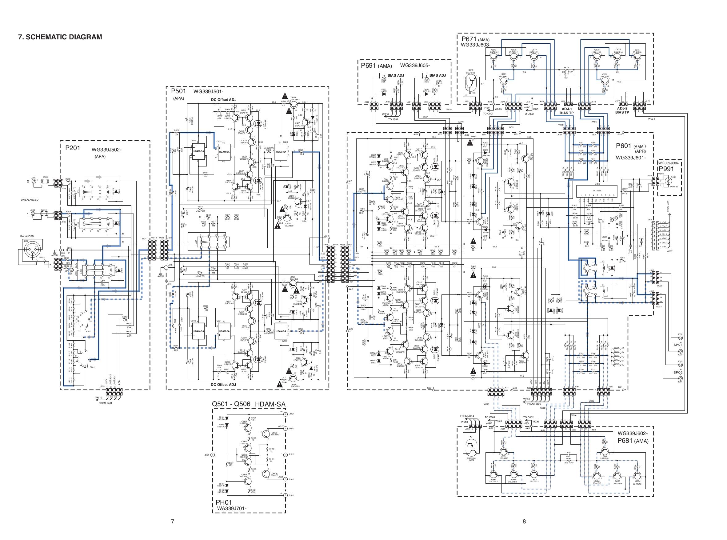 Marantz Amp MA-9S2 pdf page preview