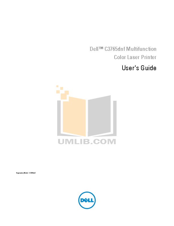 Dell 2335 users Manual