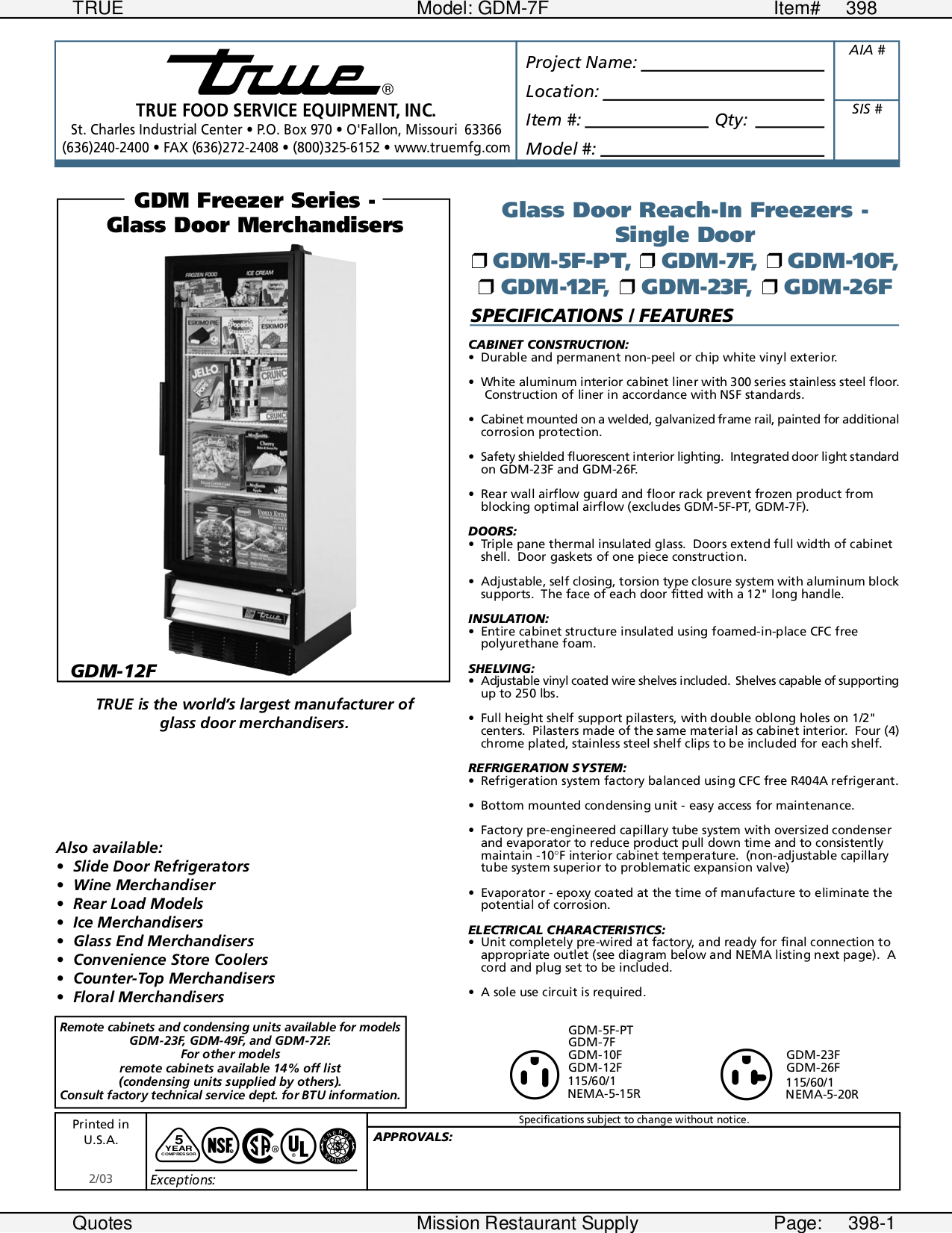 Download Free Pdf For True Gdm 5f Pt Freezer Manual Wiring Diagram Model Ts In Addition 26