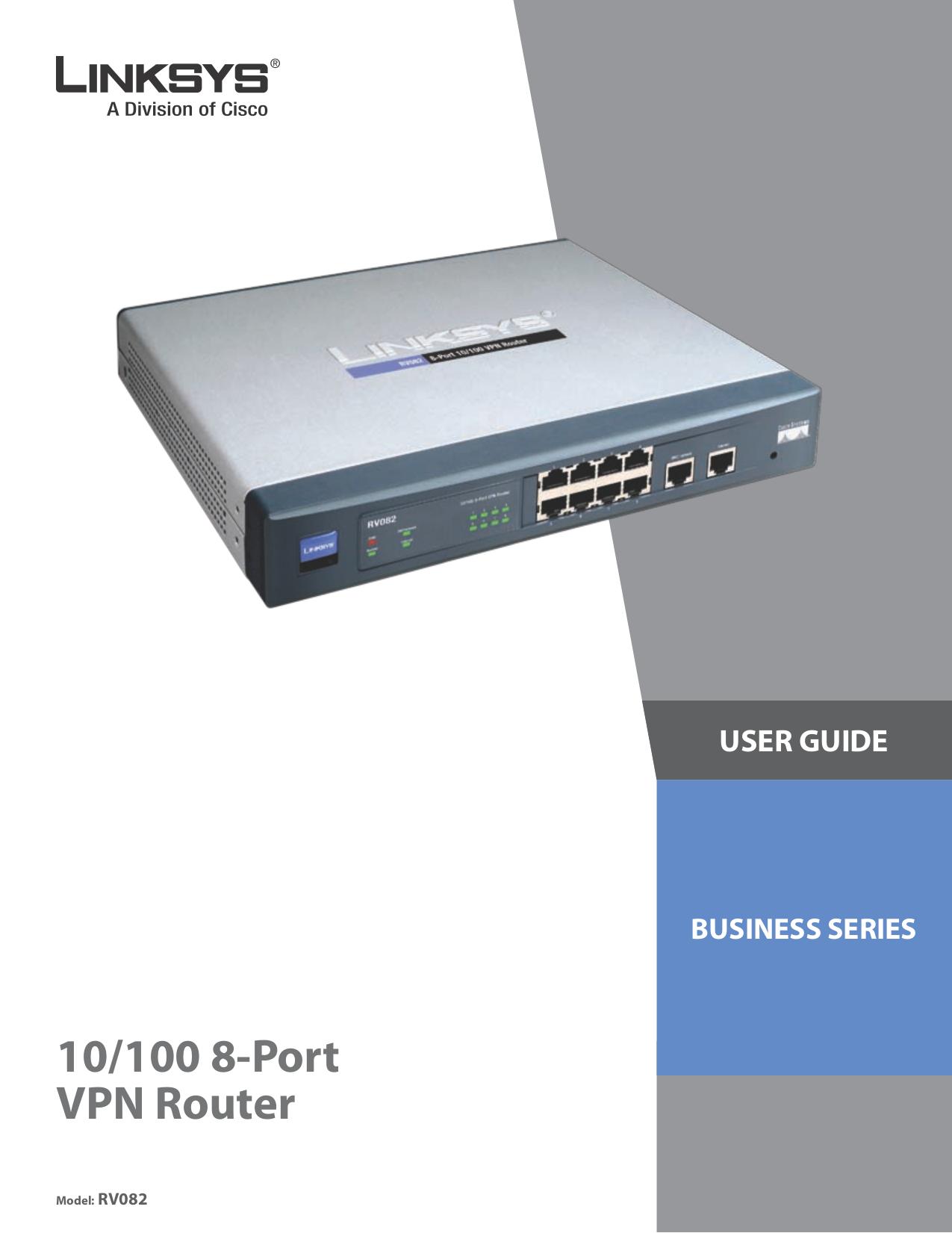 Cisco 804 router Manual