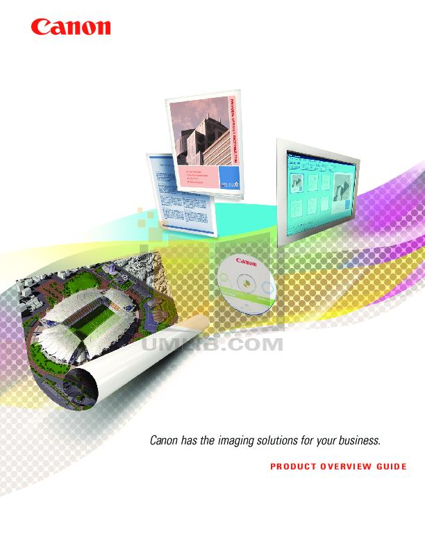 pdf for Canon Printer imageRUNNER LBP-5360 manual
