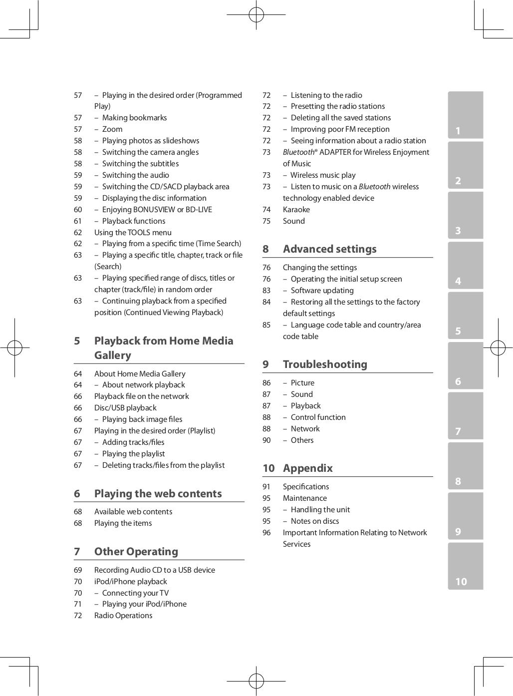 LTB Headphone MG-51USB pdf page preview