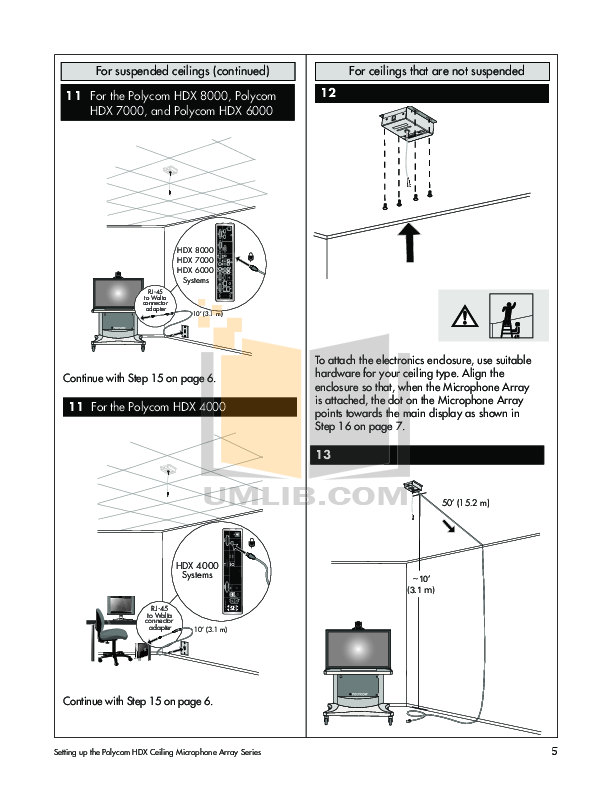 Polycom Ceiling Mic Installation Guide Review Home Co