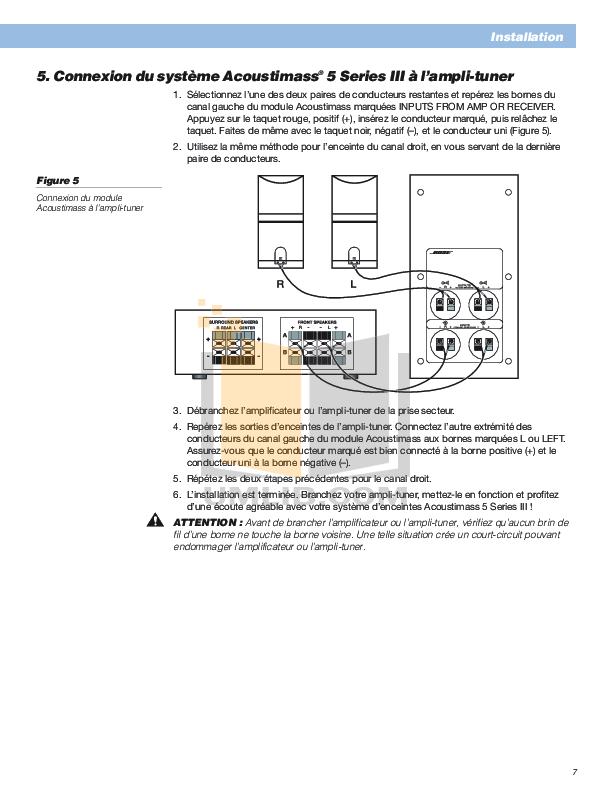 Bose Acoustimas Wiring Diagram Manual Guide