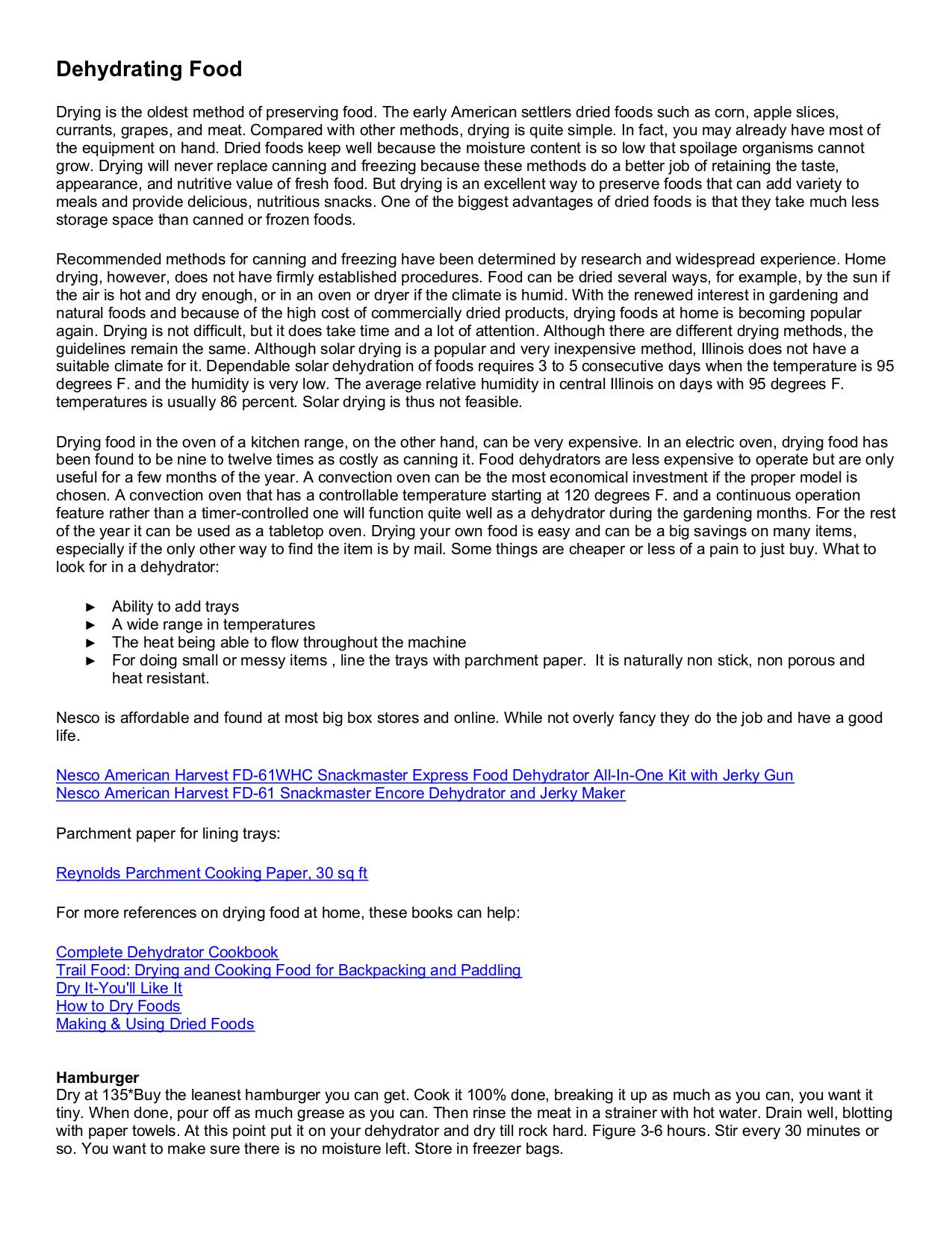 Nesco food dehydrator manual food free pdf for nesco fd 60 food dehydrator other manual forumfinder Gallery