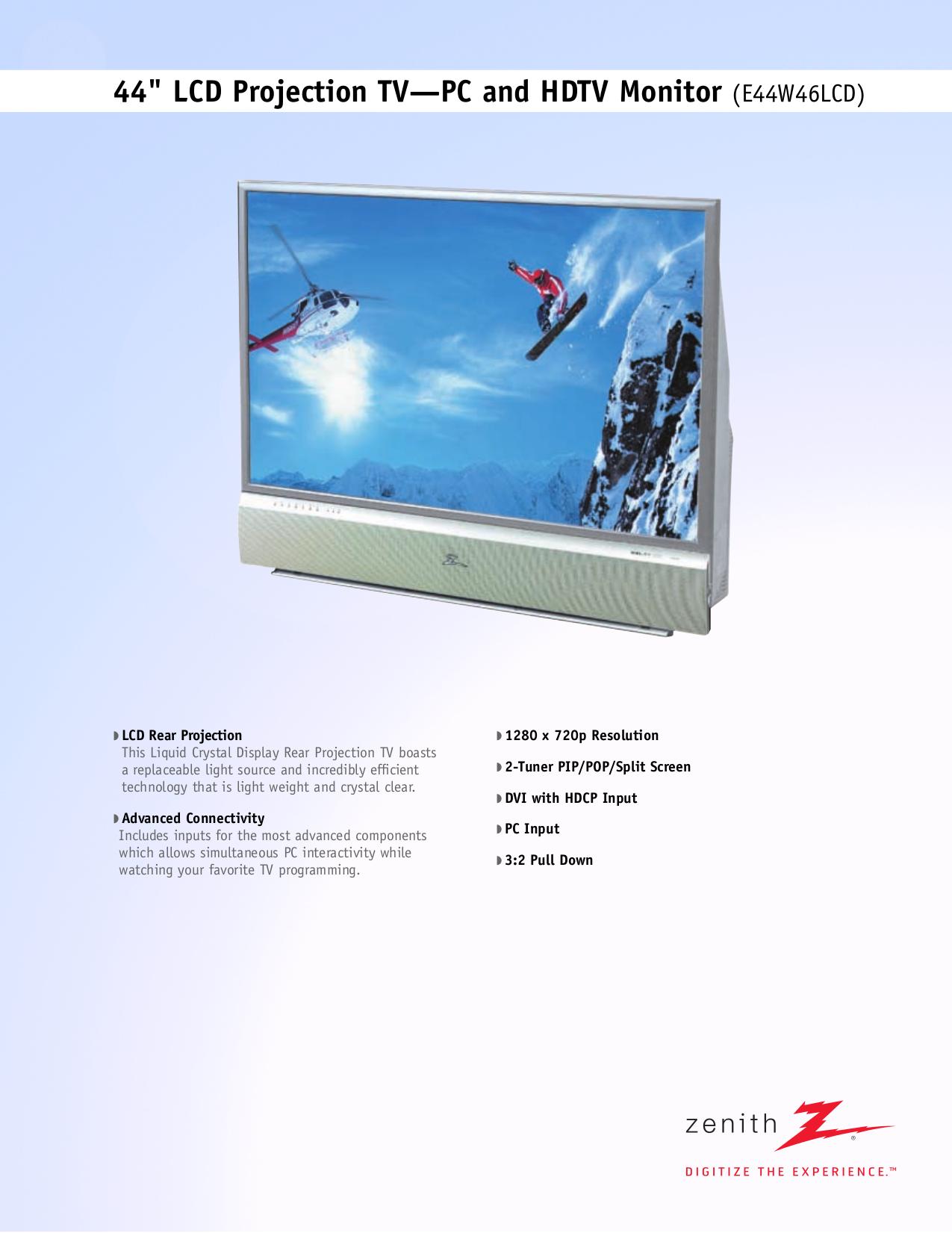 pdf for LG Other KDR-44FS TV Stands manual