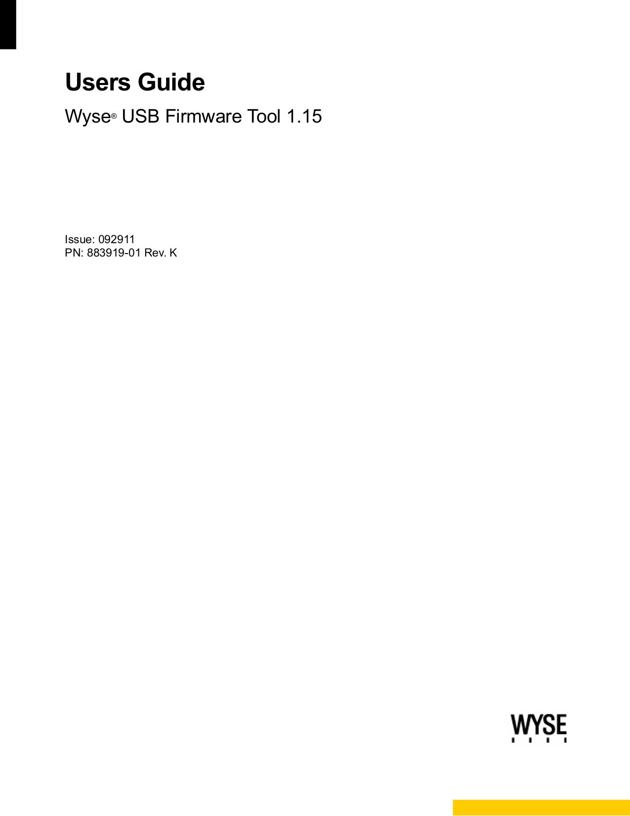 pdf for Wyse Desktop V90 manual