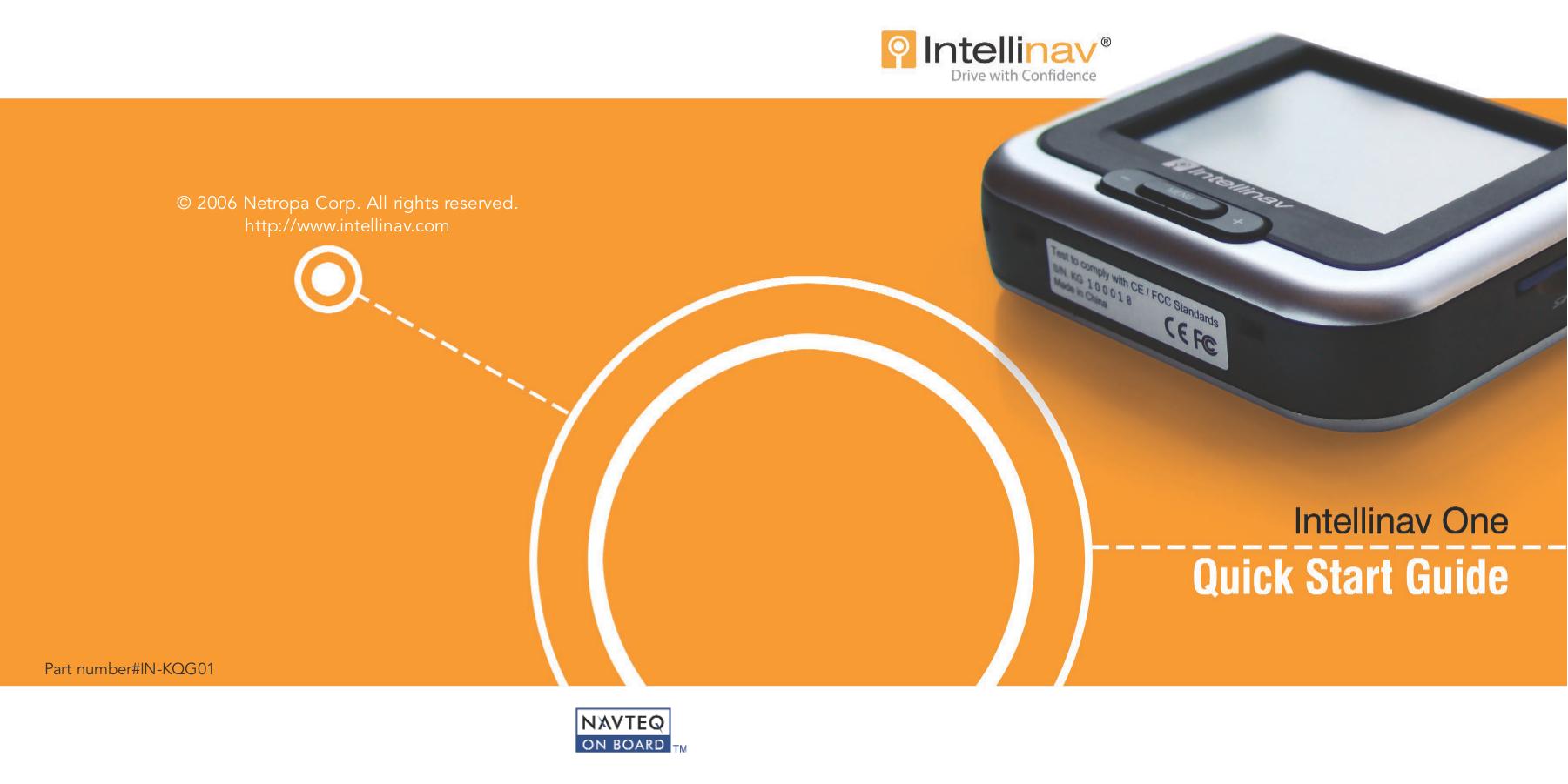 pdf for Intellinav GPS Intellinav 3 manual