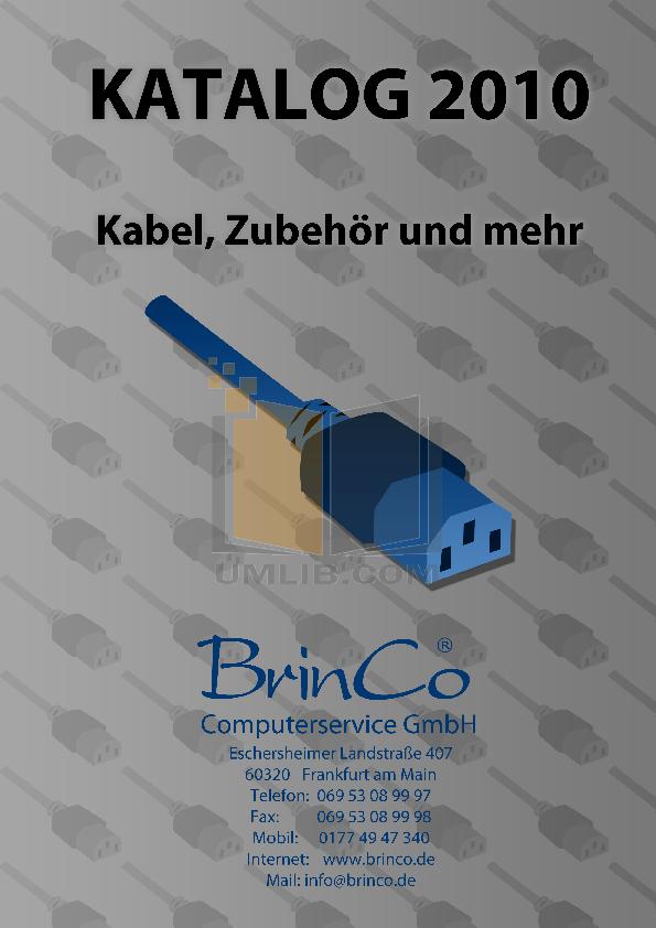 pdf for Fantec Other MR-SA1042 Servers manual