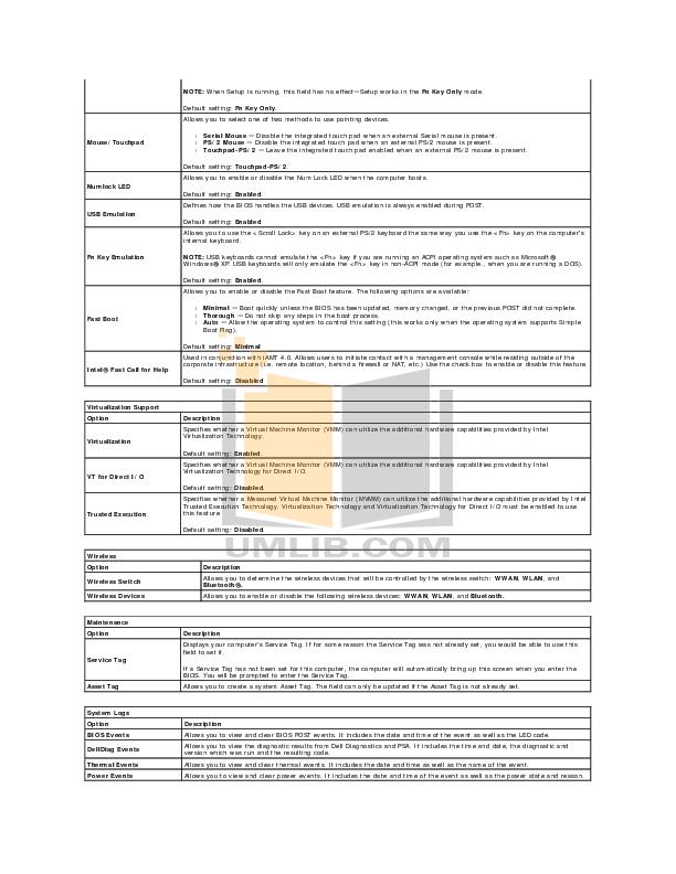 Latitude e6430 Service manual