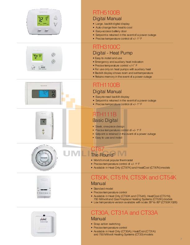 Aprilaire Air Purifier 2250 pdf page preview