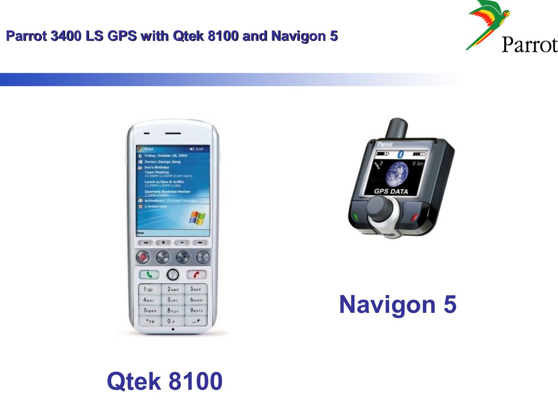 pdf for Navigon GPS 8100T manual