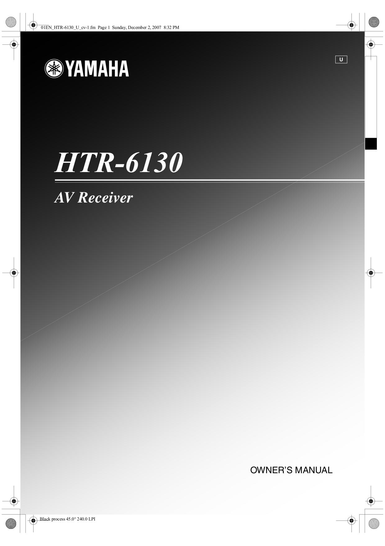 pdf for NAD Remote Control HTR-2 manual
