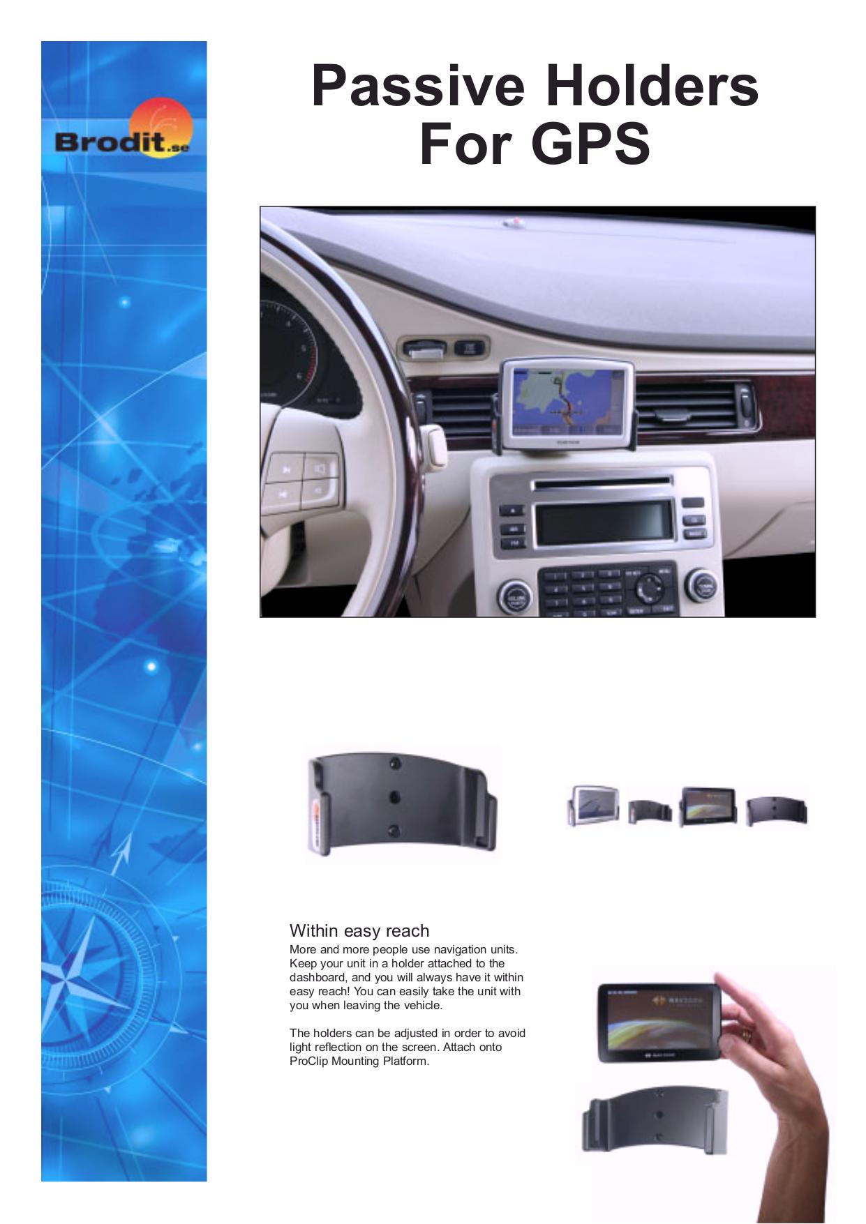 pdf for Navigon GPS 5100 max manual