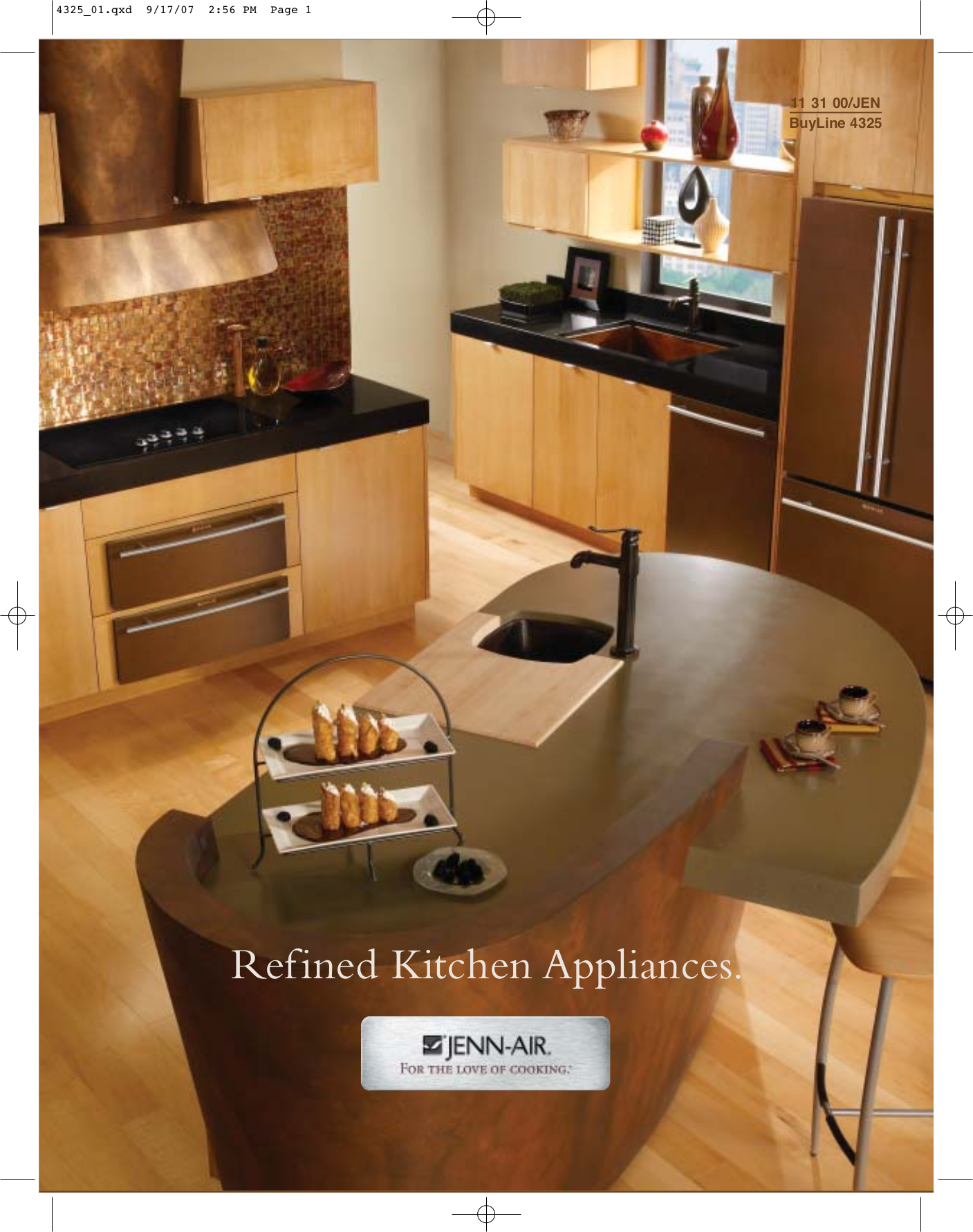 Jenn-Air Microwave JMV8166BA pdf page preview