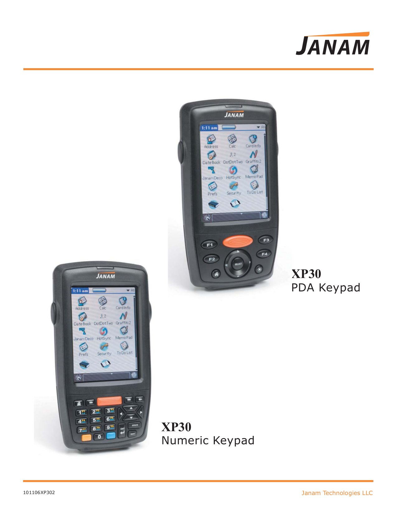pdf for Janam Other XP Series CK-XP-4 Cradle Kit manual
