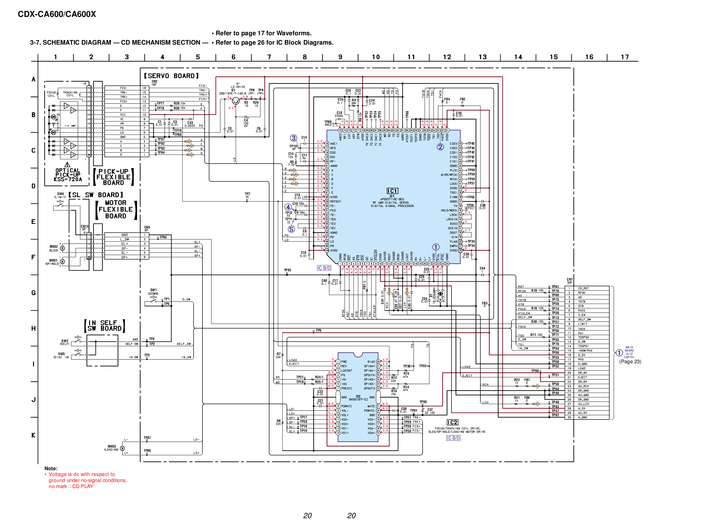 Sony Cdx L300 Wiring Diagram Trusted Schematics M20 Electrical Diagrams Mex Bt2500 Pdf