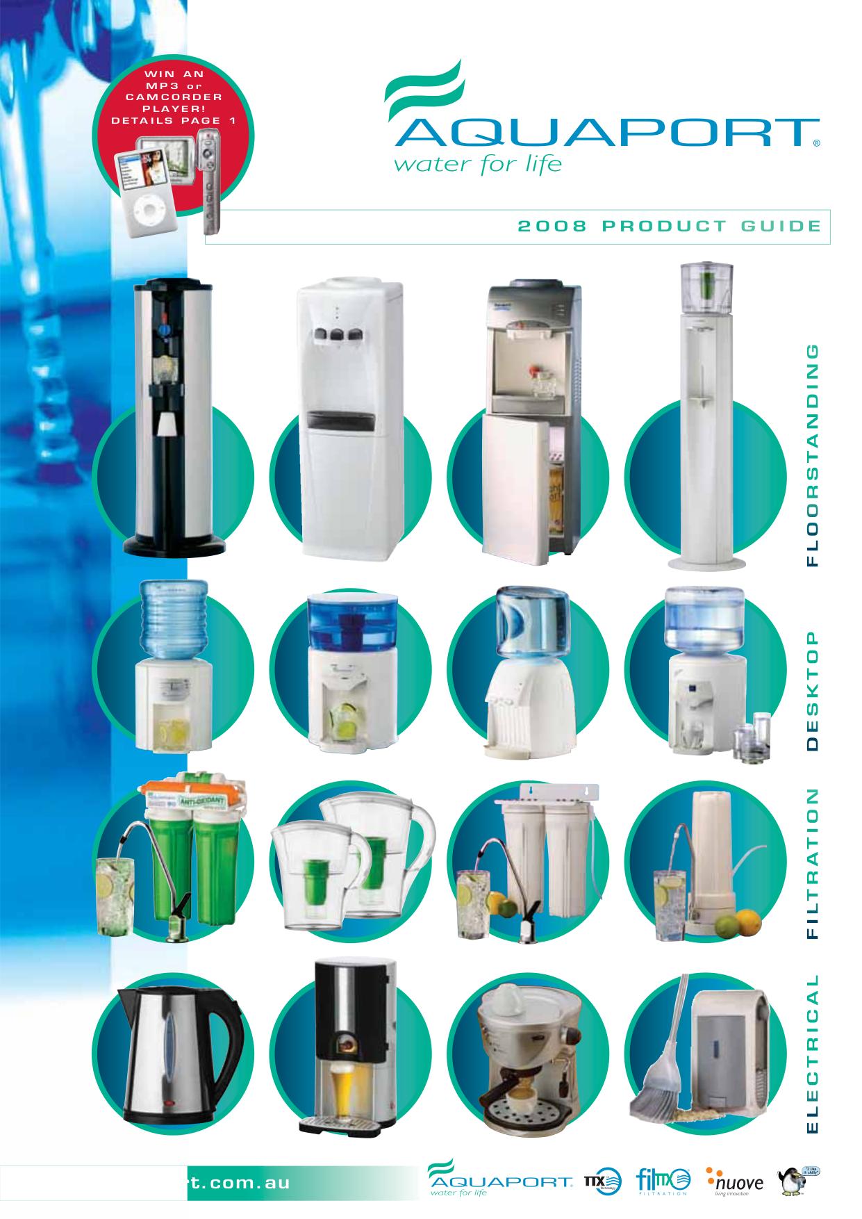 pdf for Kalorik Vacuum VC-2 manual