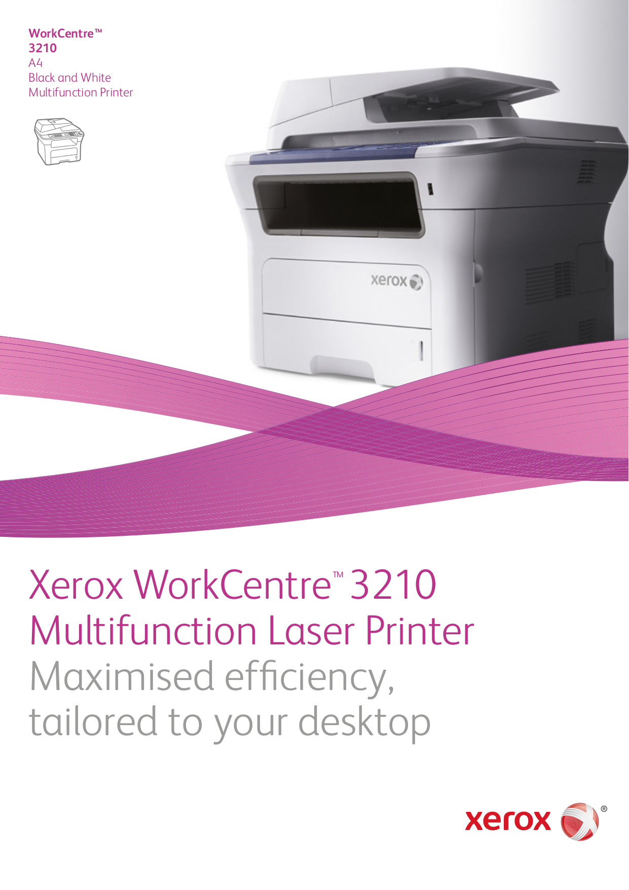 Xerox workcenter 24 service Manual