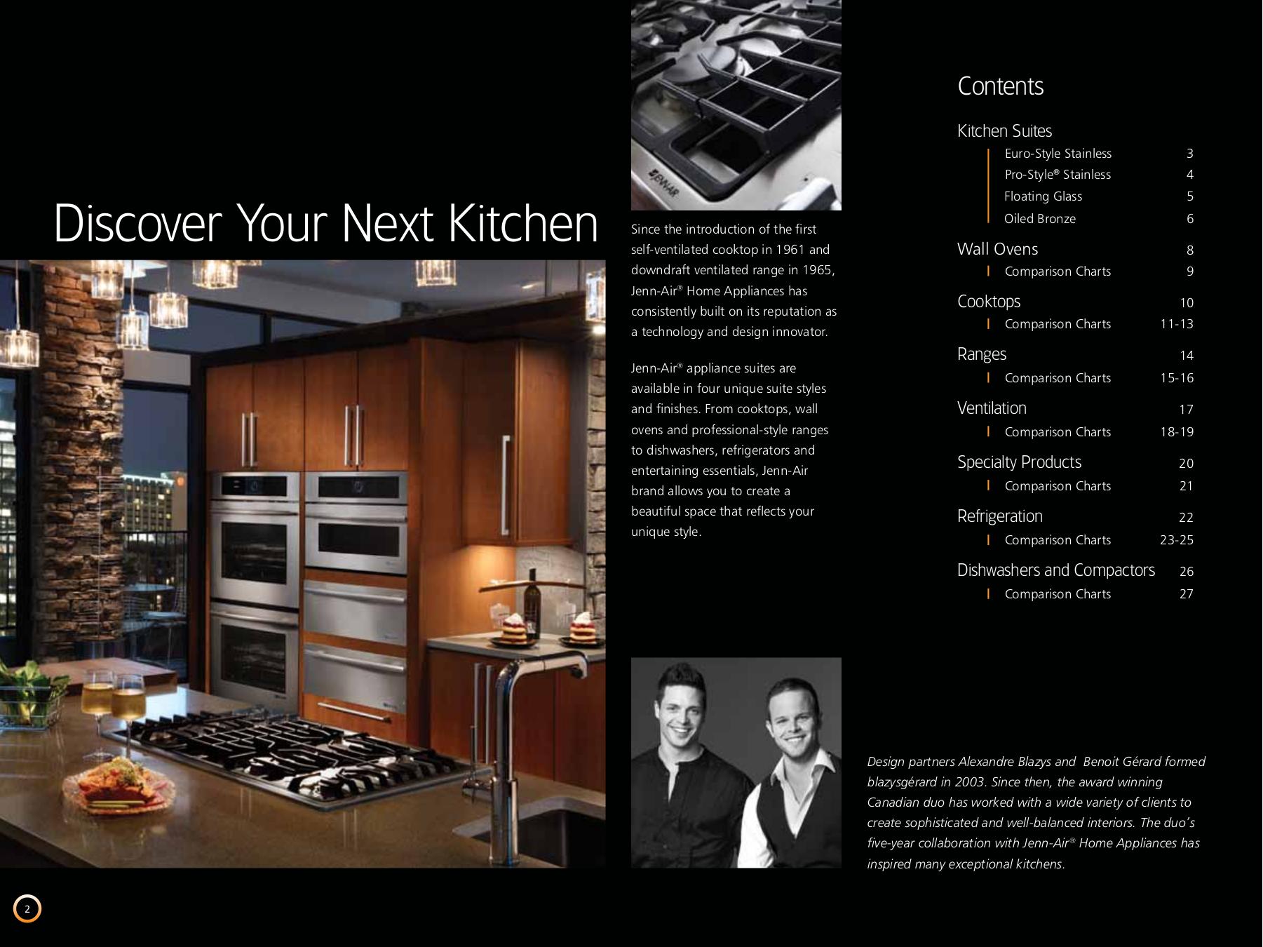 Jenn-Air Dishwasher TriFecta JDB3600AW pdf page preview