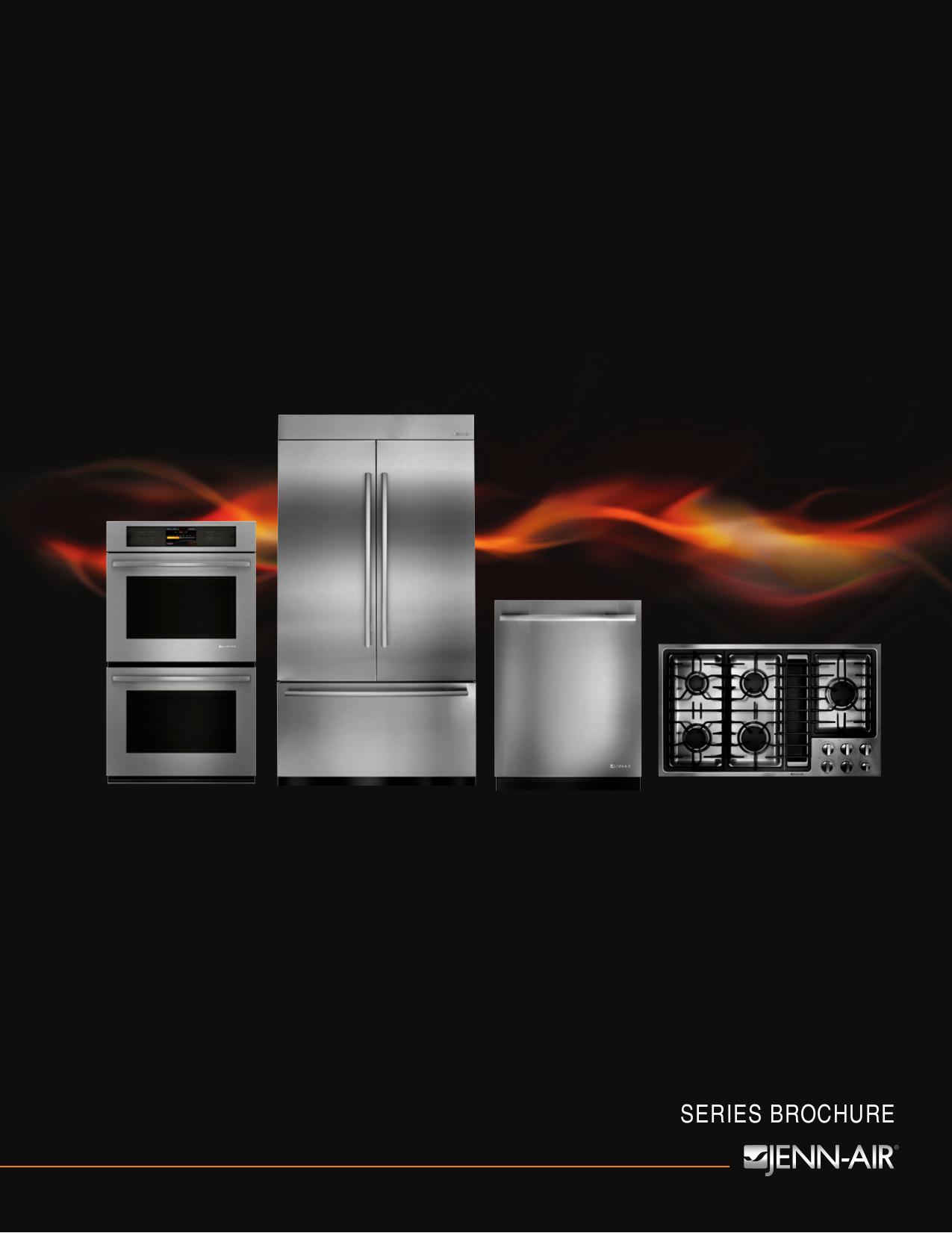 pdf for Jenn-Air Dishwasher TriFecta JDB3600AW manual